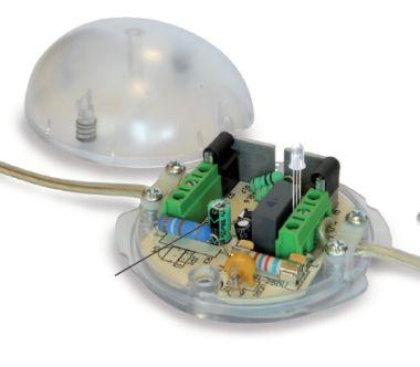 VOETDIMMER 5-250W TRANSP. HALO/FLUO/LED