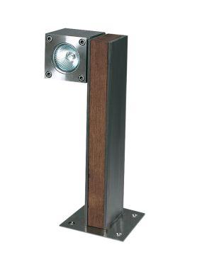 QUBIC 30CM  1 LAMP 220 VOLT EL. POL.