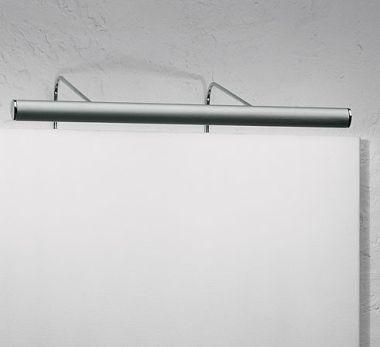 SCHILDERIJVERLICHTING FLAUTA 80 cm NIKKEL/CHROOM