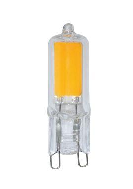 LED G9 2W FULLGLAS  2700K 250LM