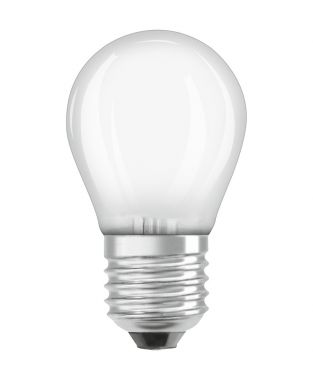 LED E27 FROSTED DIM 4,5W 827 470LM DIM