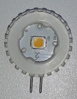 G4 REPL. 1,3W 120° WARM WHITE (LTD)