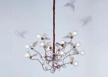 BIRDIE LED LUSTER