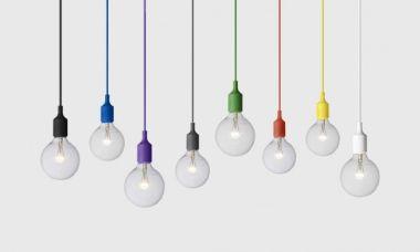 E27 - PENDANT LAMP - LED