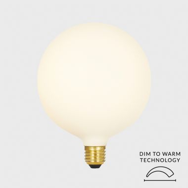 BULB SPHERE EXTRA LARGE G150 8W 2000K/2800K E27 680LM