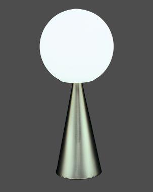 BILIA LAMPE DE TABLE Ø 20X43 BRASS CONE 9W LED 2700K