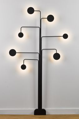 FLOOR-WALL LICHT (TREE) 1518-P7-LED 7*2.9W