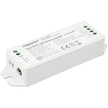 LED KOUD- & WARM WIT CONTROLLER DRAADLOOS 12/24VDC AFSTANDSB