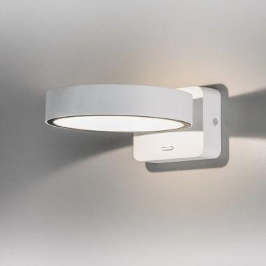 SPHERE LED-WANDLEUCHTE WEIß, 1X 6W, 460 LUMEN, 3000 KELVIN,