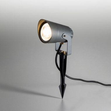 SPIT LED-AUßEN-ERDSPIEß ANTHRAZIT, 1X 12W, 850 LUMEN, 3000 K