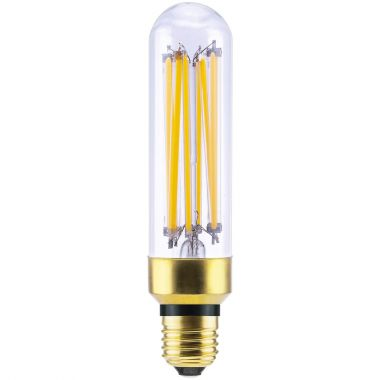 LED TUBE SLIM HIGH POWER CLEAR 14W  2600K E27 1400LM