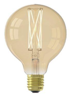 LED FULL GLASS LONGFILAMENT GLOBE LAMP 220-240V 4W 320LM E27