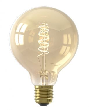 LED FULL GLASS FLEX FILAMENT GLOBE LAMP 220-240V 4W 200LM E2