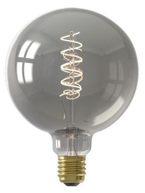 LED FULL GLASS FLEX FILAMENT GLOBE LAMP 220-240V 4W 100LM E2