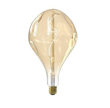 CALEX XXL GOLD ORGANIC EVO LAMP 240V 6W 340LM DIM 2100K
