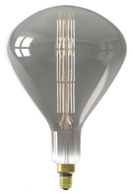 CALEX XXL SYDNEY LED LAMP 220-240V 8W 200LM E27 R250, TITANI