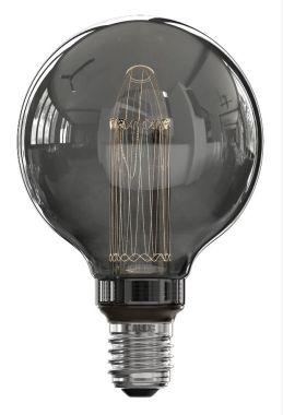 LED GLASFIBER GLOBE LAMP G95  220-240V 3.5W 40LM 2000K TITAN
