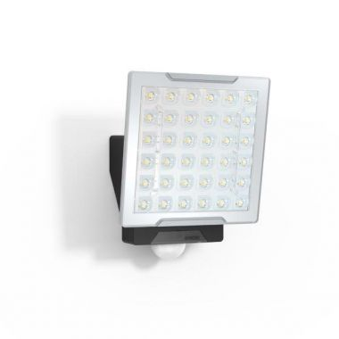 LED STRALER XLED PRO SQUARE ZWART