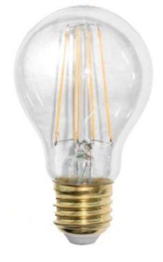 FILAMENT LED CLASSIC A60 7.5W E27 690LM 2700K DIM CRI>90