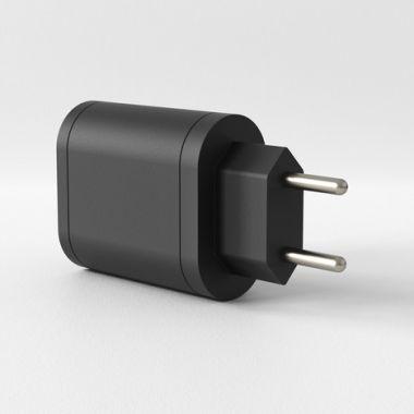 KURO USB LADER ZWART