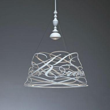 IDÉE FIXE 1 LIGHT SUSPENSION LAMP
