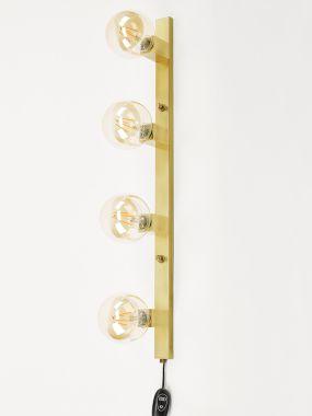 CEILING LIGHT 0745-PR4-Q-DIM-OTT 4*E27 DIMMABLE