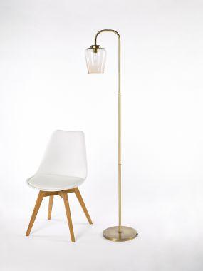 FLOOR LAMP 0654-LG1 OTTONE 1*E27 FOR GLASS