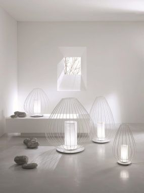 CELL FLOOR LAMP