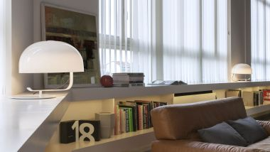 ZANUSO TABLE LAMP WHITE