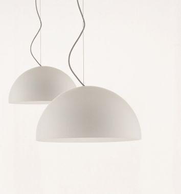 SONORA SUSPENSION LAMP GLASS 500mm