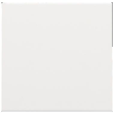 CPL  BLINDPLAAT WHITE COATED