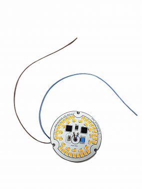 LED ø70 17,5W 2700K CABLATO ø0,75 L=300mm FOR KONE10PB