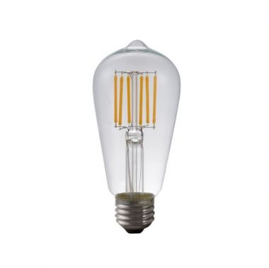 LAMP LED SQUIRREL E27 230V 5,5W 2500K 470LM (DIMMABLE)