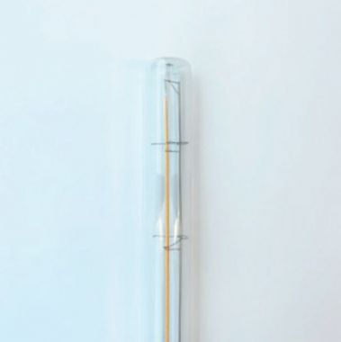 LAMP SEGULA LED CLEAR GLASS S14D 500MM 12W 230V (DIMMABLE)