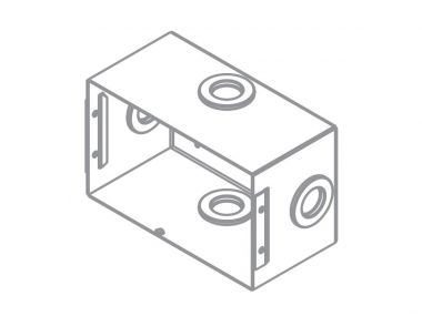 GUIDO BOX FOR VISIBLE CONCRETE