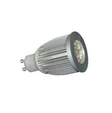 8W GU10 LED LAMP WARM WHITE *** (LTD)