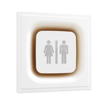 APPS WC LED WHITE 4WORANGE