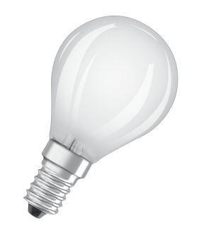LED MAT 5W 827 2700K E14 230V DIM 470LM 230V