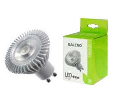 LED GU10 4W BALENO 2900K