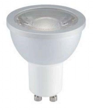 LED-spot GU10 2700K 7W 36° AC230V COB CRI80 Dimbaar