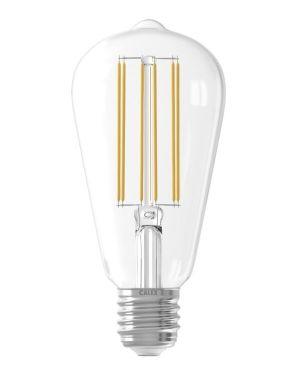 LED FULL GLASS LONGFILAMENT RUSTIK LAMP 240V 4W 350LM E27 ST