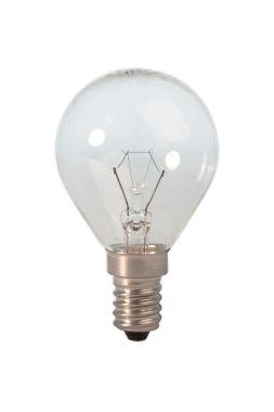 CALEX OVENLAMP 240V 25W E14 300°C P45, ENERGY LABEL E