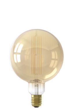 CALEX LED GLASS LONGFIL MEGAGLOBE 240V 11W E40 G20 1100LM