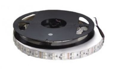 LEDSTRIP RGBW 19,2W/M 24VDC 5M IP33  ADHESIVE TAPE RGBW W 30