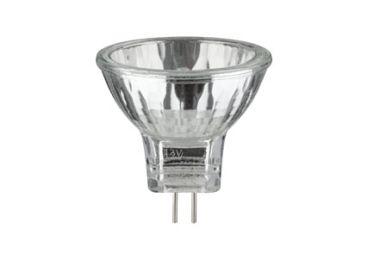 HALOGEEN REFLECTOR SECURITY FLOOD 30° 2X20W GU4 12V 35MM ZIL