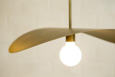 LIDO BIG HANGLAMP MET LAMPVOET E27 230V