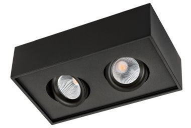 CUBE LUX 2X7W LED