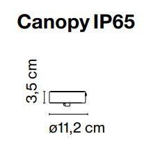 SANTORINI CANOPY IP65