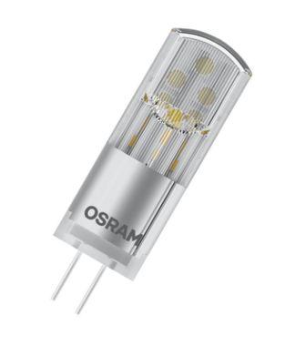 LED P PIN30 2,4W/827 12V CL G4 20X1