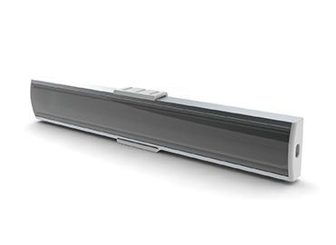 ALU LED PROFIEL 22,60X8,47X2000MM+FROSTED COVER INTEGR